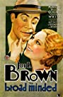 Broadminded (1931) Poster