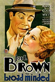 Broadminded (1931) Poster - Movie Forum, Cast, Reviews