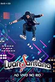 Luan Santana: Ao Vivo no Rio Poster