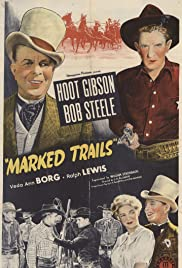 Marked Trails Poster