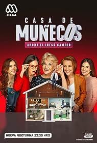 Gabriela Hernández, Sigrid Alegría, Luz Valdivieso, Celine Reymond, and Daniela Ramírez in Casa de Muñecos (2018)