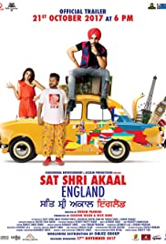 Sat Shri Akaal England (2017) Punjabi Full Movie thumbnail