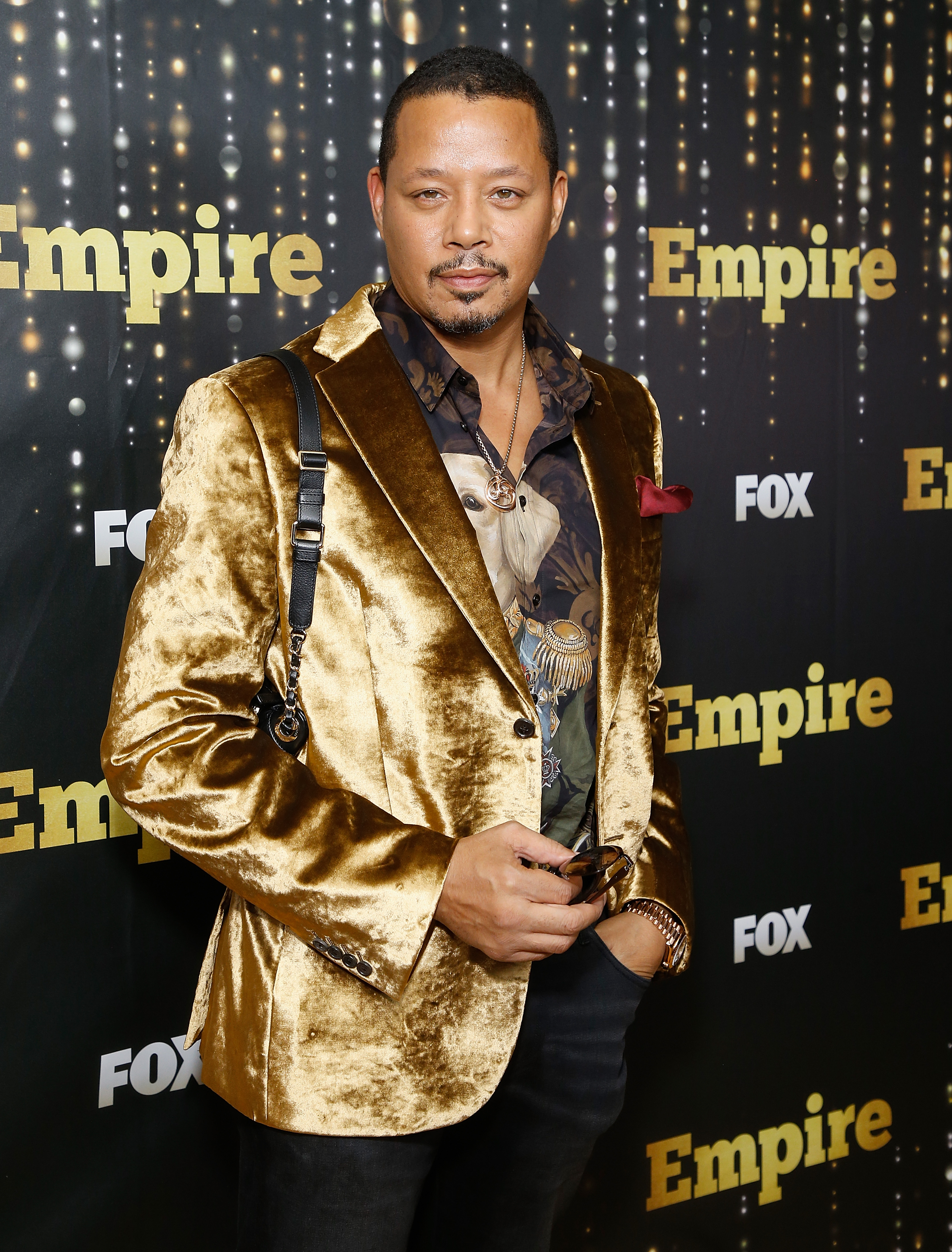 Terrence Howard at an event for Empire (2015)