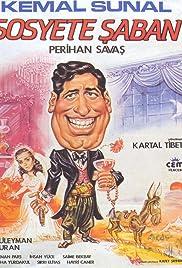 Sosyete Saban Poster