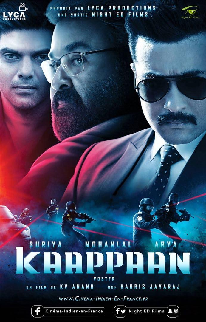Kaappaan (Rowdy Rakshak) (2019) Dual Audio [Hindi or Tamil] Full Movie Free Download
