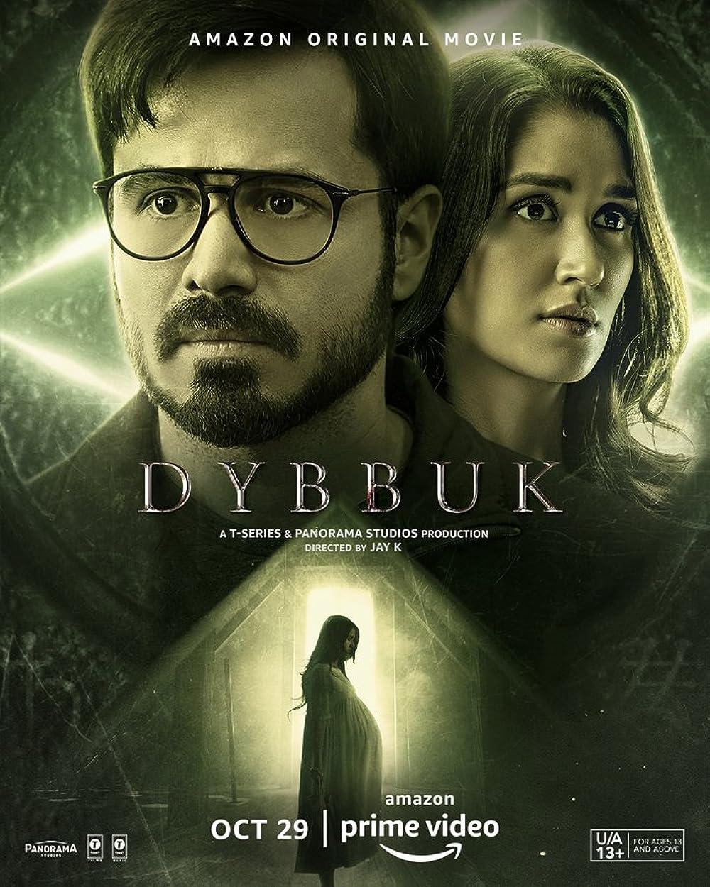 Download Dybbuk: The Curse Is Real (2021) Hindi Movie 1080p WEB_DL HDRip ESub 2.2GB