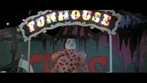 The Funhouse Poster. Trailer