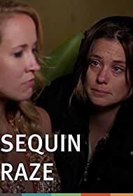 Ashley Williams and Anna Camp in Sequin Raze (2013)