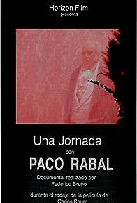 Primary photo for Una giornata con Paco Rabal