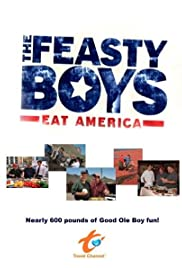 The Feasty Boys Eat America Poster