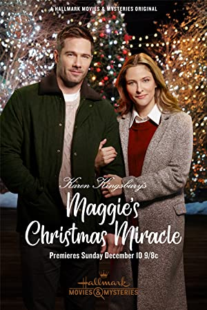 Where to stream Karen Kingsbury's Maggie's Christmas Miracle