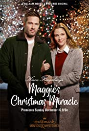 Enchanted Christmas Cast.Karen Kingsbury S Maggie S Christmas Miracle Tv Movie 2017