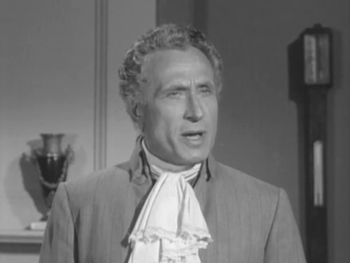 Stephen Courtleigh in Daniel Boone (1964)
