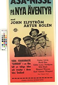 Åsa-Nisse på nya äventyr (1952) Poster - Movie Forum, Cast, Reviews