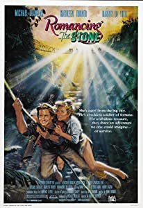 Watching free full movies Romancing the Stone [x265]