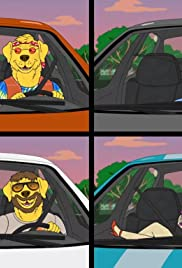 Mr. Peanutbutter's Boos Poster