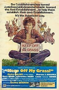 Keep Off My Grass! USA