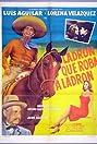 Ladrón que roba a ladrón (1960) Poster