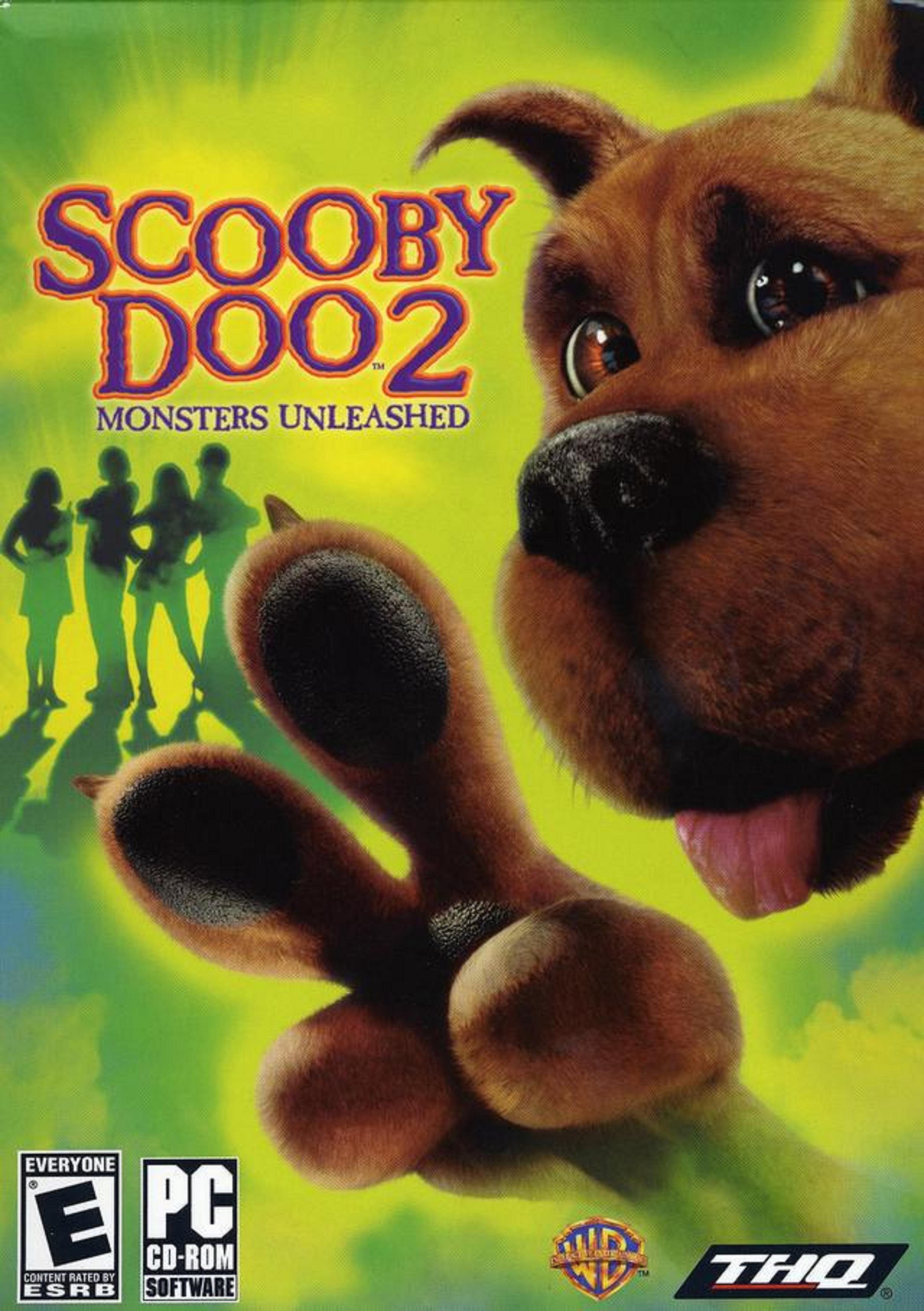 Scooby Doo 2 Monsters Unleashed Video Game 2004 Imdb