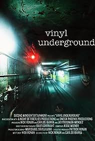 Jason Friedman-Mendez, Carlos Ibarra, Colin Bizzeth, Bart Cortright, Marisabel Dávila, and Godfred Sedano in Vinyl Underground (2016)