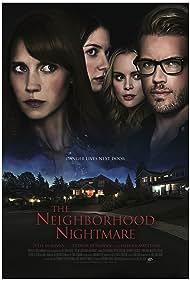 Julie McNiven, Trevor Donovan, Helena Mattsson, Matt Raimo, Jake Helgren, and Courtney Grosbeck in Neighborhood Watch (2018)