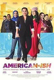 Godfrey, Lillete Dubey, Ajay Naidu, Shenaz Treasury, Mohammed Amer, Aizzah Fatima, Kapil Talwalkar, and Salena Qureshi in Americanish (2021)
