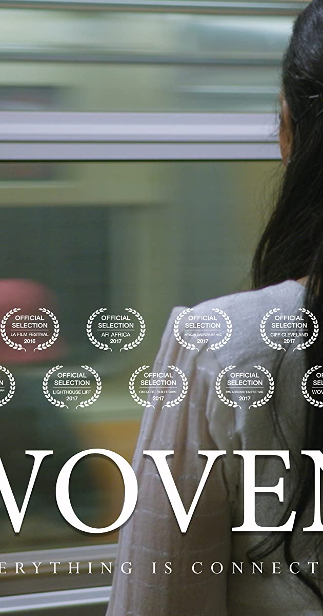 Subtitle of Woven