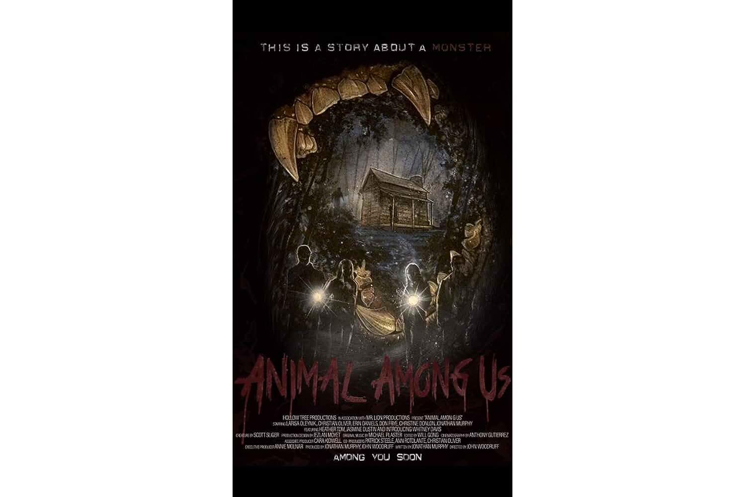 Animal Among Us (2018)