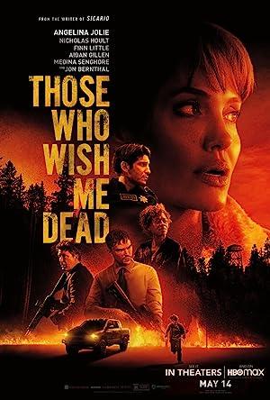 Those Who Wish Me Dead - Mon TV