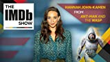 'Ant-Man and the Wasp' Star Hannah John-Kamen on Ghost and Steven Spielberg