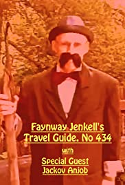 Faynway Jenkell's Travel Guide No.434 Poster