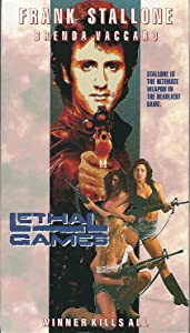 Watching a great movie Lethal Games USA [hdrip]