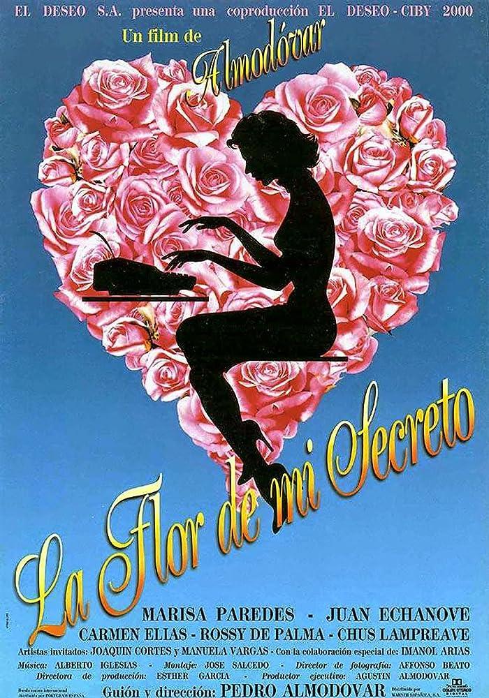 La flor de mi secreto (1995)