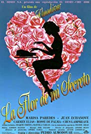 The Flower of My Secret Poster