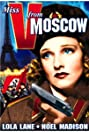 Miss V from Moscow (1942) Poster
