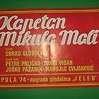 Kapetan Mikula Mali (1974)