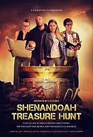 Shenandoah Treasure Hunt Poster