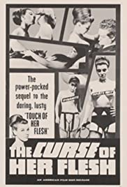 The Curse of Her Flesh Poster