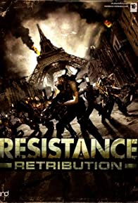 Primary photo for Resistance: Retribution