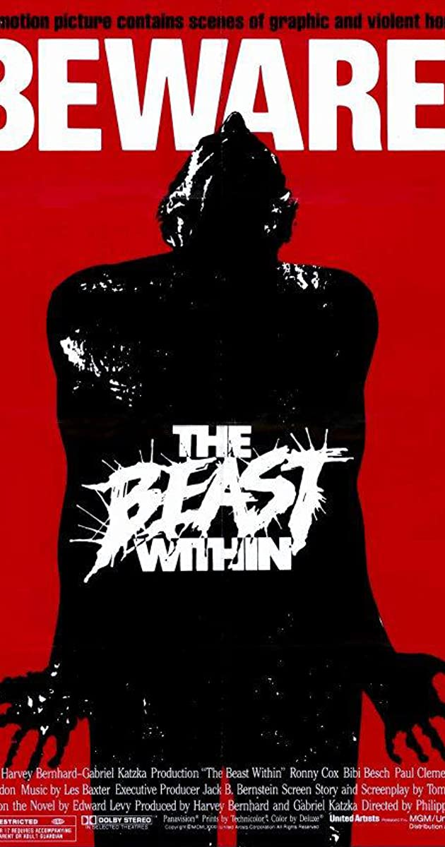 Subtitle of The Beast Within