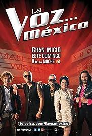 La Voz... México Poster