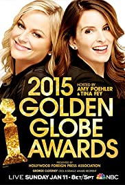 72nd Golden Globe Awards Poster