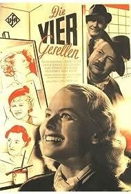 Ingrid Bergman in Die vier Gesellen (1938)