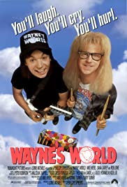 Wayne's World (1992) Poster - Movie Forum, Cast, Reviews