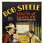 Ed Brady, Janis Elliott, and Bob Steele in South of Santa Fe (1932)
