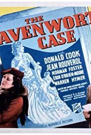 The Leavenworth Case Poster