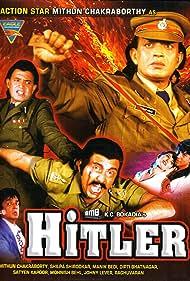 Mithun Chakraborty in Hitler (1988)