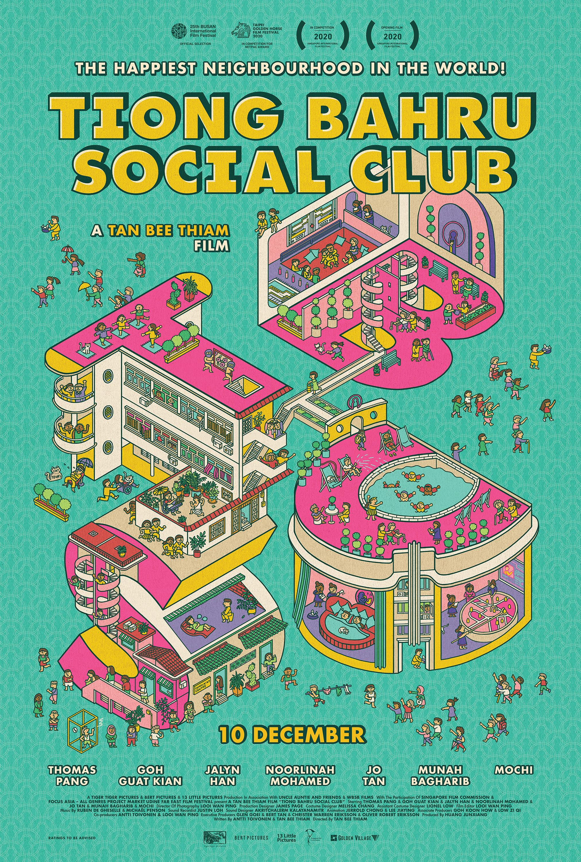 Tiong Bahru Social Club (2020) - IMDb