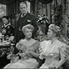 Aen-Ling Chow, Ralph Dumke, Margalo Gillmore, and Natalie Schafer in The Law and the Lady (1951)