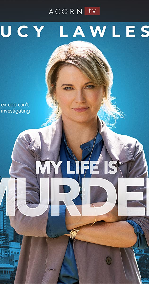 Download My Life Is Murder or watch streaming online complete episodes of  Season1 in HD 720p 1080p using torrent